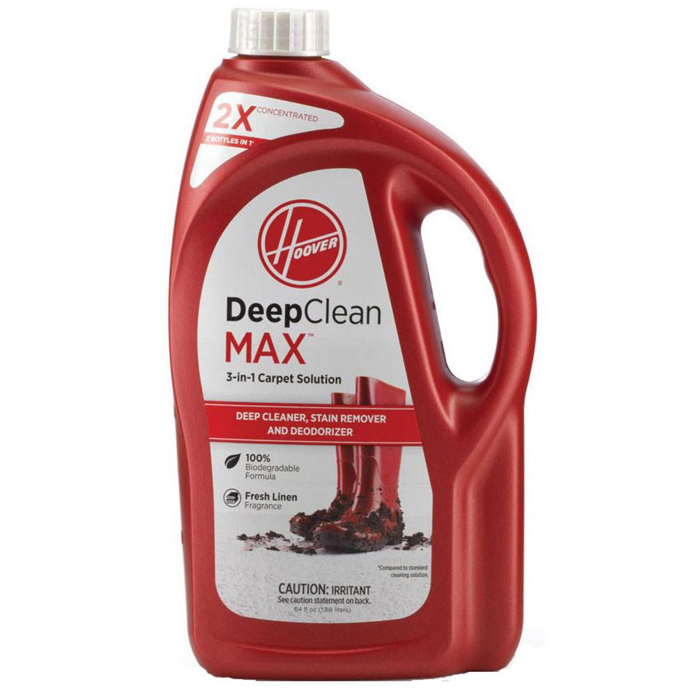 best carpet stain removers: hoover