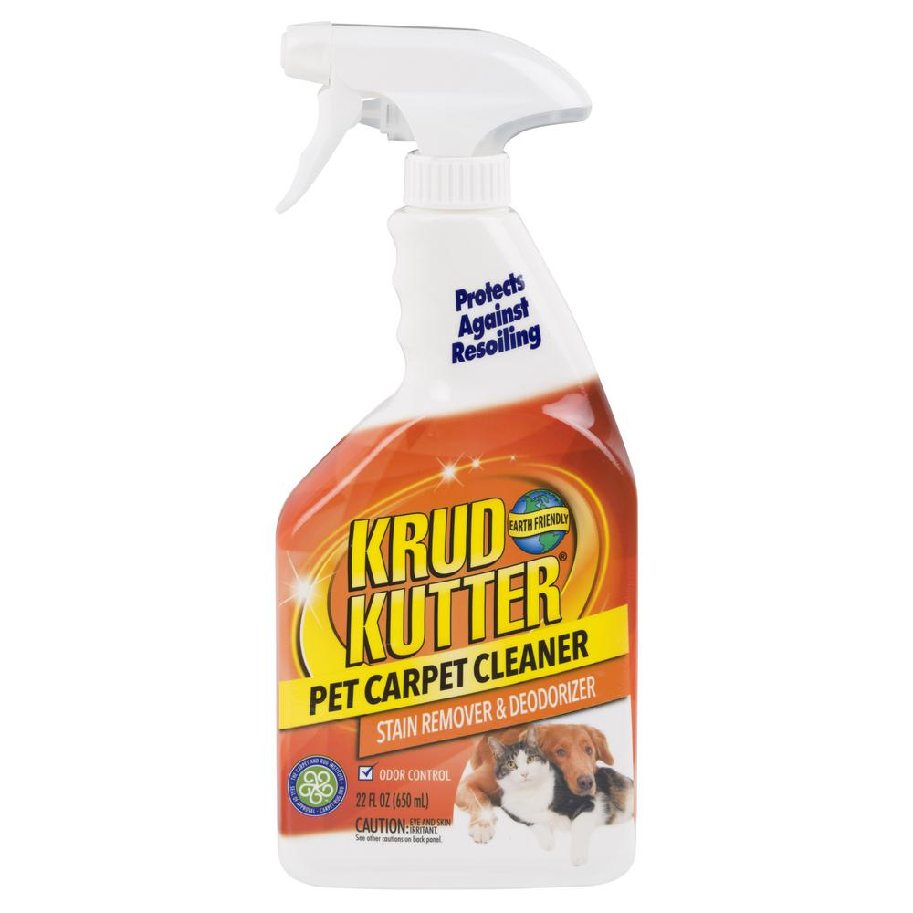 best carpet stain removers: Krud Kutter