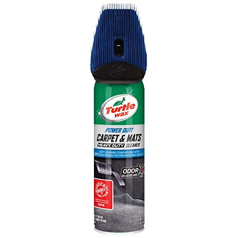 best carpet stain removers: Turtle Wax