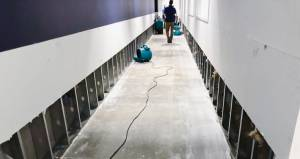 Water damage, emergency clean up in Twin Cities, Minneapolis