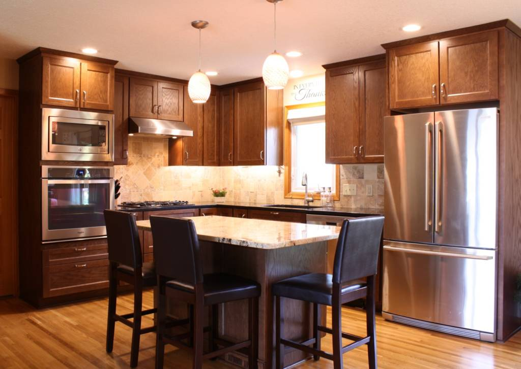 Twin City Home Remodeling - Kitchen