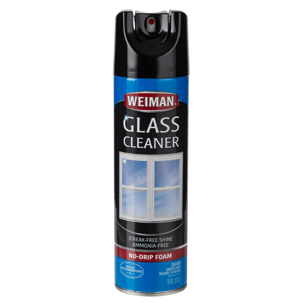 Weiman Glass Cleaner